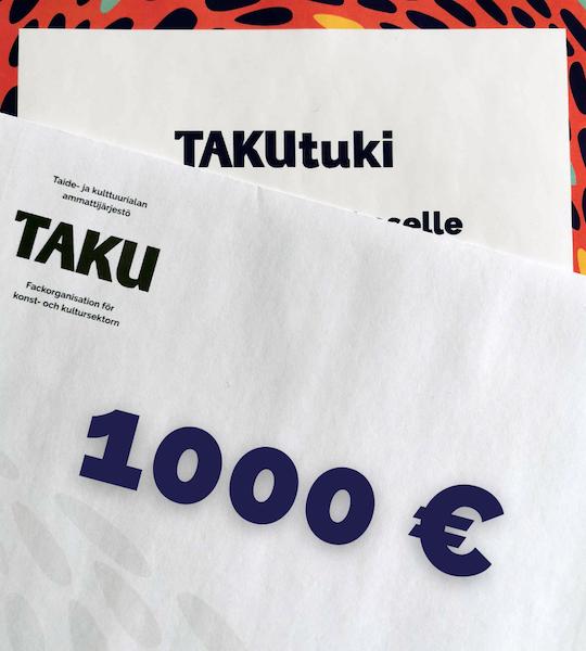 TakuTuki 1000 eur